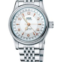 Oris Big Crown Original Pointer Date, Silver Dial, Steel