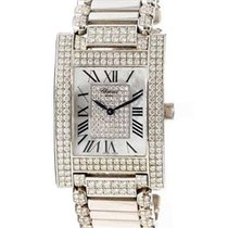 Chopard Natural Pearl-Diamond Dial StainlessSteel AutomaticLad...