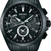 Seiko Astron SSE049J1 Herrenchronograph GPS Empfang f. Uhrzeit...