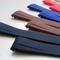 Rubber Strap for Rolex silicone coutchou caucciù submariner...