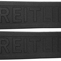 Breitling Diver Pro 3 22/20mm Black Rubber strap for deployant