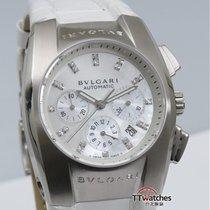 宝格丽 (Bulgari) Ergon Ladies Chronograph Mop Diamond Dial