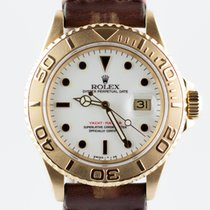 Rolex Yachtmaster - 16628 - 40mm - Z SERIAL - GOLD