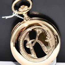 A.Lange und Söhne Taschenuhr von 1881 Ankerchronometer