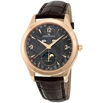 Jaeger-LeCoultre Master Automatic Metorite Dial Men's Watch
