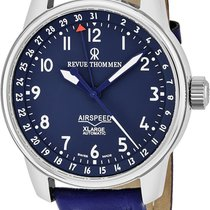 Revue Thommen Airspeed XL Automatic Pointer Date 16050.2535