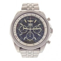 Breitling Bentley A44364 Stainless Steel Chronograph Automatic...