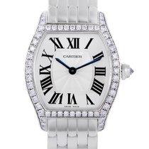 Non Branded Cartier Tortue Womens Manual Wind Watch WA501011