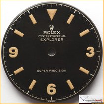 Rolex Dial Explorer I Ref 5504 Depth Gilt Dial Stock #54DG