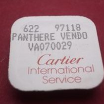 Cartier Krone Panthere Vendo, Stahl VC070029