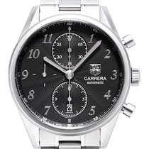 TAG Heuer Carrera Calibre 16 Heritage Automatik Chronograph 41mm