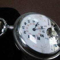 Hebdomas Pocket Watch 12/24 H