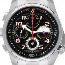 Girard Perregaux Chronograph R&D 01 Stahl Carbon Automatik...