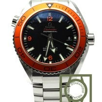 Omega Seamaster Planet Ocean 600m Co-Axial NEW