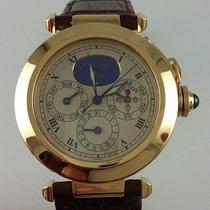 Cartier Pasha Perpetual Calendar Yelow Gold