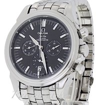 Omega DeVille Chronograph Co Axial Mens Watch