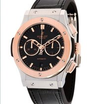 Hublot Classic Fusion Chronograph 18K Rose Gold Automatic
