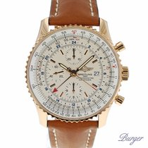 Breitling Navitimer World Limited Rose Gold