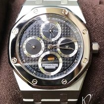 Audemars Piguet Royal Oak Perpetual Calendar in Steel &...