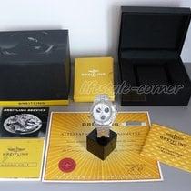 Breitling Colt Chronograph mit Prof. II Stahlband (Box &...