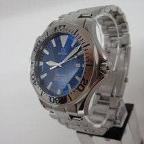 Omega Seamaster 300M Professional 41mm Quartz Electric Blue