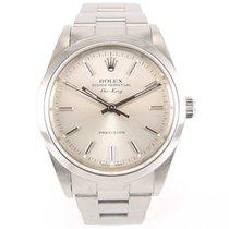 Rolex Air King 14000M silver dial