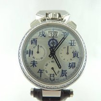 Bovet SPORTSTER C801 CHINESE ZODIAC MOTHER OF PEARL DIAL