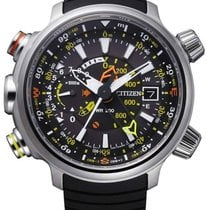 Citizen Promaster Land Eco Drive Herrenuhr BN4021-02E