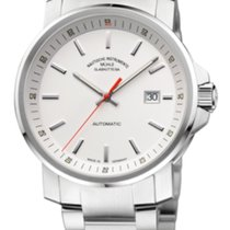 Mühle Glashütte 29er Big Full Steel-White Dial 42,4mm M12531MB