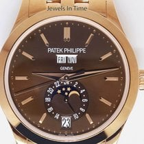 Patek Philippe 5396 18k Rose Gold Annual Calendar Watch...