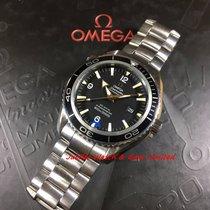 Omega 2200.5000 Seamaster Planet Ocean XL Steel W Card