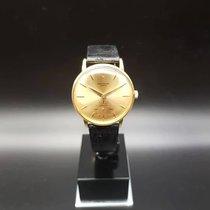 """Patek Philippe Co-brand """"Gubelin"""" Calatrava in 18K Gold Ref: 3410"""