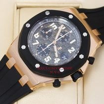 オーデマ・ピゲ (Audemars Piguet) Royal Oak Offshore Rose Gold Rubberclad