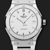 Hublot Classic Fusion Titanium Opalin Bracelet