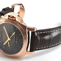 Panerai Luminor 1950 8 Days GMT Oro Rosso - 44mm