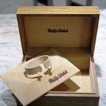 Philip Watch wooden watch box newoldstock
