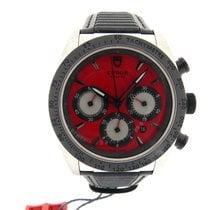 Tudor Fastrider Chrono 42010N Box Papers LC 100 incl.19% MwSt.