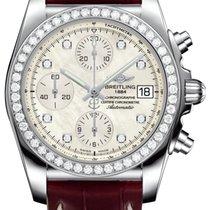 브라이틀링 (Breitling) Chronomat 38 a1331053/a776/720p