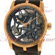 Roger Dubuis Excalibur 42mm Automatic, Skeleton Dial - Rose...