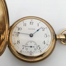 Waltham Pocket Watch 14 Kt