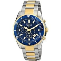 Bulova Men's 98B230 Marine Star Watch