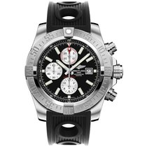 Breitling Men's A1337111/BC29/201S Super Avenger 11 Watch