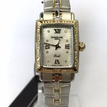 Raymond Weil PARSIFAL 9740 STS 00995 18K GOLD & STEEL...