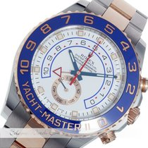 Rolex Yachtmaster II Stahl/Rosegold 116681