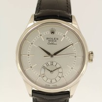 Rolex Cellini Dual Time LIKE NEW complete with box and papers