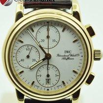 IWC Amalfi Chronograph Gold