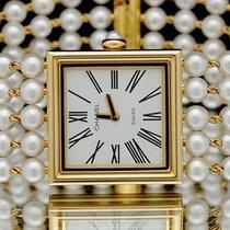 Chanel Mademoiselle Pearl Watch - 18 Karat Gelbgold - Bj.:...