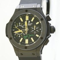 "Hublot BIG BANG "" AYRTON SENNA 2 "" LIMITED EDIT BIG..."
