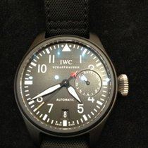 IWC Grosse Fliegeruhr Big Pilot Top Gun Ref. IW501901