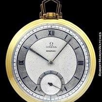 Omega Pocket Watch 18k